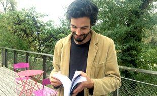 Pablo Servigne, à Crest (Drôme) le 16 octobre 2018.