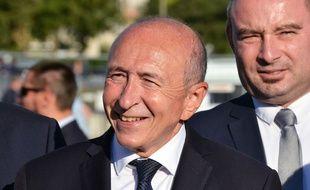 Gérard Collomb, 72 ans, vise un 4ème mandat de président de la Métropole de Lyon (autrefois Communauté urbaine)