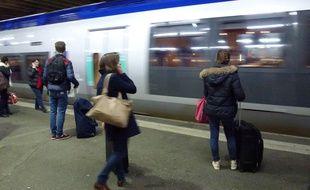 Le projet de RER vise à augmenter la fréquence des trains régionaux sur l'étoile ferroviaire rennaise.