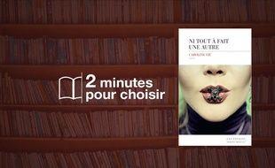 «Ni tout à fait une autre» par Caroline Vié auxEscales (208 p., 17,90 €).