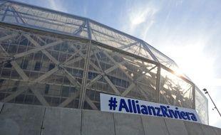L'Allianz Riviera a été inauguré en septembre 2013