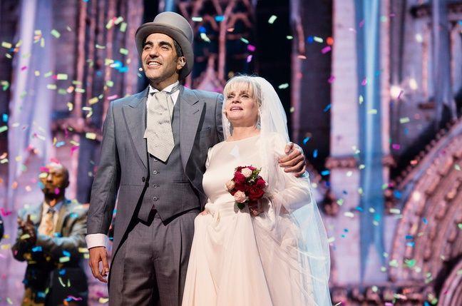 Ary Abittan et Isabelle Nanty font partie des petits nouveaux de la troupe.