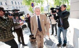 Le 3mai, Alain Richard était venu à Marseille entendre les responsables et les militants du parti socialiste 13.