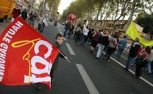 La CGT et Solidaires ont appelé à une troisième journée d'action.