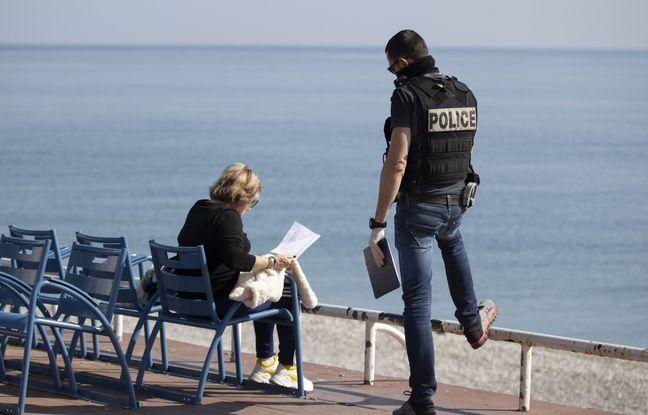Coronavirus à Nice: Maire, préfet et procureur lancent un «cri d'alarme» face au «relâchement» dans le respect du confinement