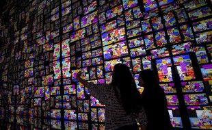 Une exposition basée sur l'intelligence artificielle au Brésil (image d'illustration).