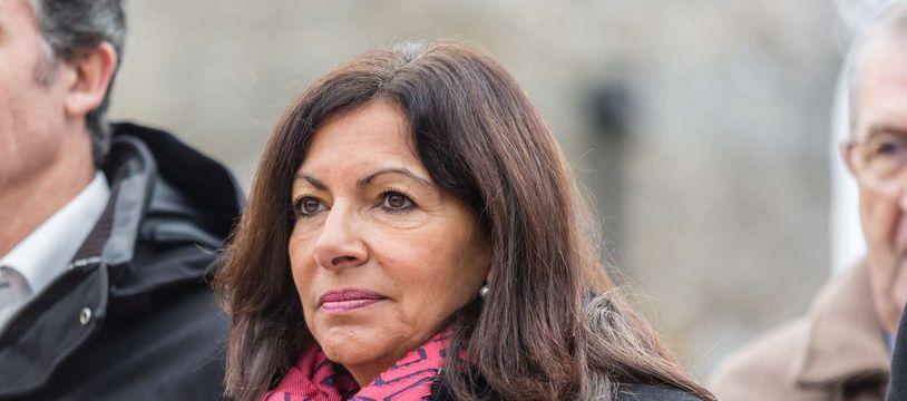 La maire de Paris Anne Hidalgo. (Illustration)