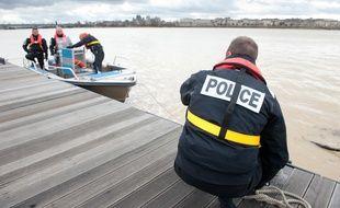 La brigade nautique avait été lancée après une série de noyades de jeunes hommes dans la Garonne.Photo : Sebastien Ortola