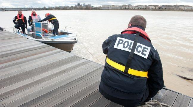 Bordeaux : Les policiers ne patrouilleront plus sur la Garonne, une pétition a été lancée pour sauver la… - 20 Minutes