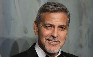 L'acteur George Clooney lors de l'événement Lost in Space en avril dernier