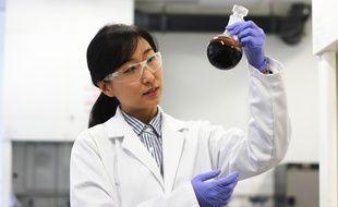 La chercheuse de l'université Rennes 1 Ie-Rang Jeon a été récompensée par la fondation L'Oréal-Unesco.