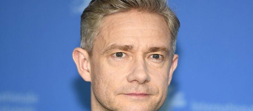 L'acteur Martin Freeman