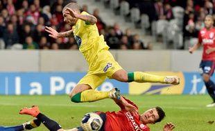 Vincent Bessat quitte Nantes pour Caen.