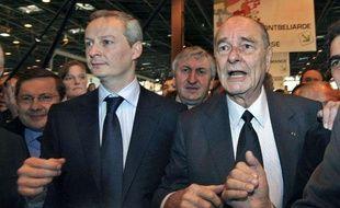 le nouveau gouvernement francais