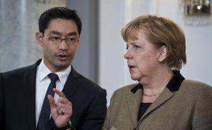 L'Allemagne, de moins en moins hermétique aux difficultés économiques de ses voisins, a dû revoir à la baisse ses prévisions de croissance pour 2013 tandis que la menace d'une récession plane.
