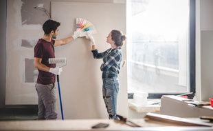 Devenir propriétaire de son logement permet de pouvoir l'aménager et le décorer selon ses goûts.