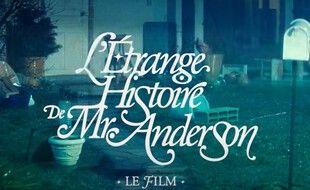 Image extraite du film qui accompagne l'album L'étrange histoire de Mr. Anderson de Laylow.