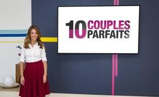 Elsa Fayer présente la deuxième saison de «10 couples parfaits».