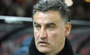 Christophe Galtier est encore sous contrat avec l'ASSE pour deux saisons.
