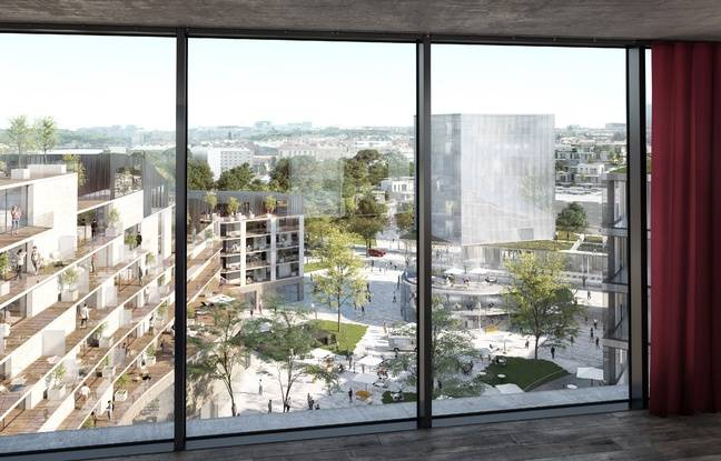 Le programme Antonypole prévoit la création de 440 logements