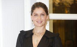 Laetitia Casta à Rome le 5 avril 2019