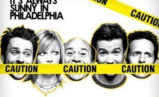 Image promotionnelle pour la série «It's always sunny in Philadelphia».
