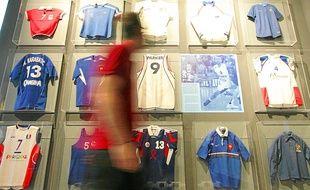 Le nouveau musée dispose d'un fonds de 45 000 objets (archives).