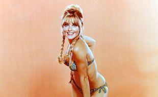 L'actrice Sharon Tate, au funeste destin.