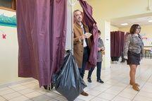 Antoine Maurice, le candidat écologiste d'Archipel citoyen le 15 mars 2020.