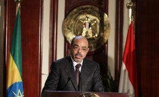 Le Premier ministre éthiopien, Meles Zenawi, est décédé dans la nuit de lundi à mardi, a annoncé le porte-parole du gouvernement éthiopien Bereket Simon.