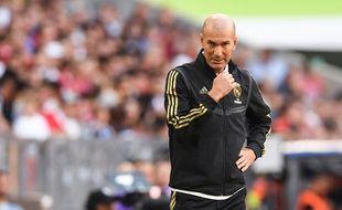 Zidane a de quoi être inquiet, son équipe enchaîne les revers.