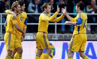 En battant Andorre 6-0, le 14 octobre 2009, l'Ukraine s'offre le droit de disputer les barrages qualificatifs au Mondial 2010.