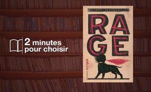 «Rage» par Orianne Charpentier chez Gallimard Jeunesse (103 p., 7€).