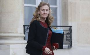 La ministre de la Justice, Nicole Belloubet, le 19 février 2020.