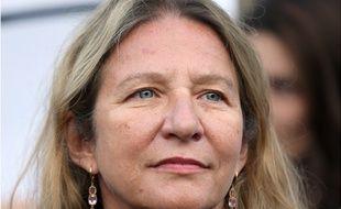 Olga Trostiansky, présidente du Laboratoire de l'égalité, en juin 2013.