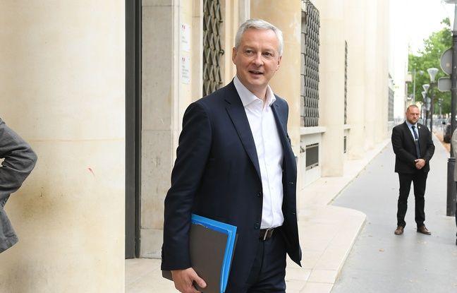 Plan de relance: L'emploi des jeunes, «priorité des priorités» assure Bruno Le Maire