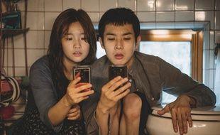 Image extraite du film «Parasite» de Bong Joon-ho.