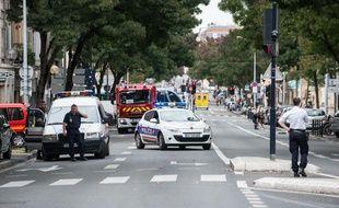 Le quartier de la place Gambetta a été bouclé