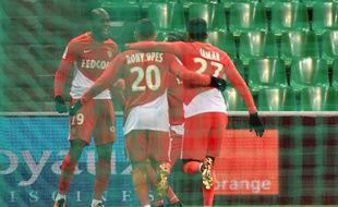 Monaco enfonce les Verts.