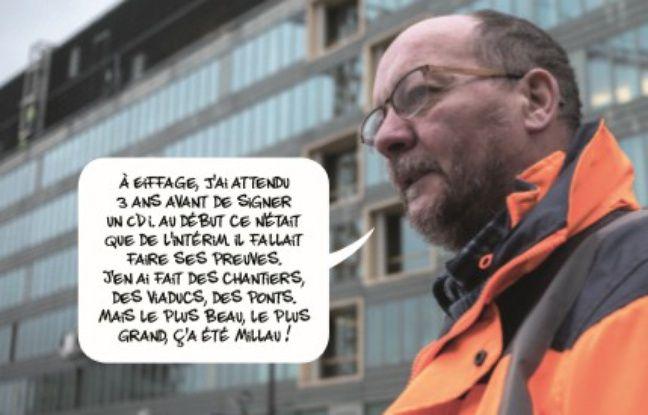 Jean-Yves parcourt la France et le monde pour travailler