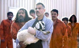 George Clooney en militaire loufoque dans «Les Chèvres du Pentagone».