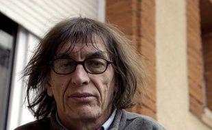 Claude Sicre un des deux membres du groupe  les Fabulous Troubadours.