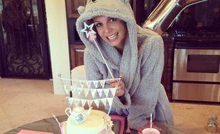 Britney Spears a fêté ses 34 ans le 2 décembre 2015.