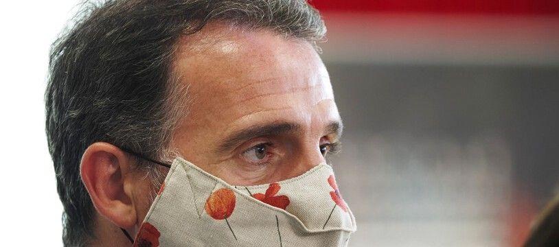 Le maire de Grenoble, Eric Piolle.