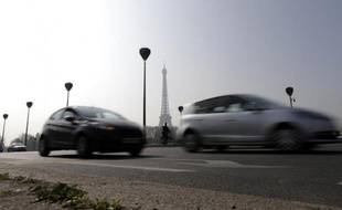Airparif prévoit demain un épisode de pollution atmosphérique aux particules (PM10), entraînant la mise en place de la procédure d'information du public