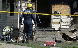 Un incendie dans une crèche privée, à Erie en Pennsylvanie, a coûté la vie à cinq enfants.