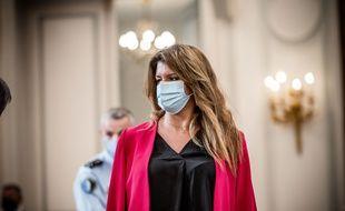 Marlène Schiappa, à Paris le 13 octobre 2020.