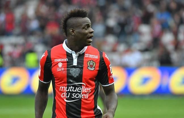 OGC Nice: Balotelli dit avoir entendu des cris de singe à Dijon, la ligue étudiera le dossier jeudi