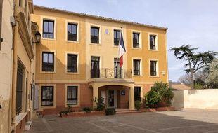 La mairie d'Allauch