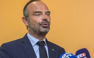 Edouard Philippe est Premier ministre depuis mai 2017.